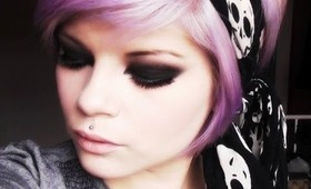EMO/SCENE KID Make-Up Tutorial