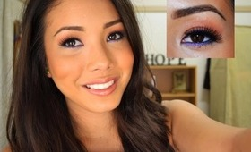 Bright Spring Makeup Look
