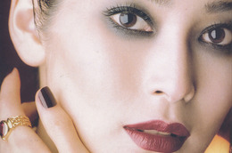 Classic Kevyn Aucoin Makeup Lesson #3: Smoky Eyes