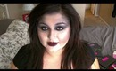 Halloween Makeup Tutorial : Zombie Woman