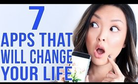 7 Life Changing Apps I Can't Live Without!