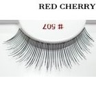 Red Cherry False Eyelashes #507