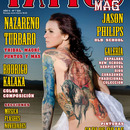 I got the cover of a Tattoo Magazine