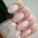 CoverGirl Forever Frosted vs. Essie Ballet Slippers