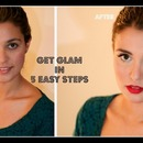 Get Glam In 5 Steps