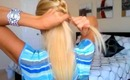 Knotted Braid | How To Make A Braid | Easy Braids