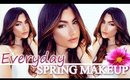 Everyday SPRING Makeup Tutorial | Kayleigh Noelle