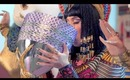 Katy Perry Dark Horse Music Video Inspired Nail Art | Tutorial