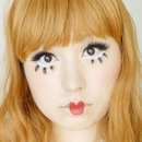 Bisque Doll Makeup