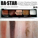 REVIEW: BA*STAR Pro Makeup Palette - Natural