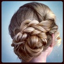 Blooming Braided Bun