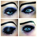 Glam Rock Cat Eye