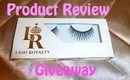 Lash Royalty Lashes Review & Giveaway [OPEN]