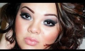 Smokey Eye Using Wet&Wild Palette ♥
