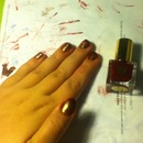 Hunger Games Effie Trinket Nails