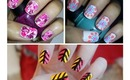 Easy Nail Art For Beginners!!! #3