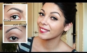 How to fill in Eyebrows - Pencil