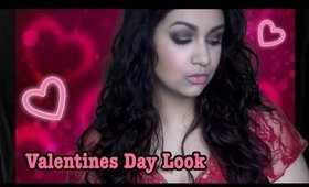 Valentines Day Look - Collab with Elite Beauty