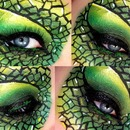 Snake Skin - Animal Inspired Look