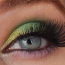 Sailor Jupiter Make up
