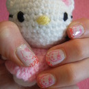 Pink Hello Kitty