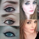Everyday cat eye