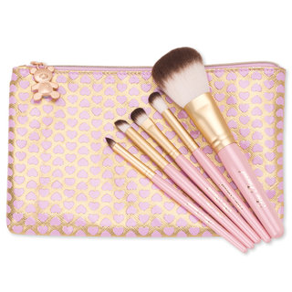 Pro-Essential Teddy Bear Hair Brush Set