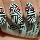Underground-Graphic-Novel Mummy Nails
