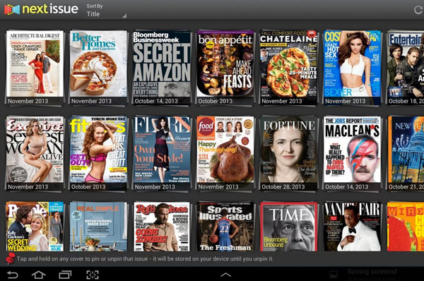 3 Digital Magazine Apps Worth Trying