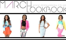 March Lookbook | Epiphannie A
