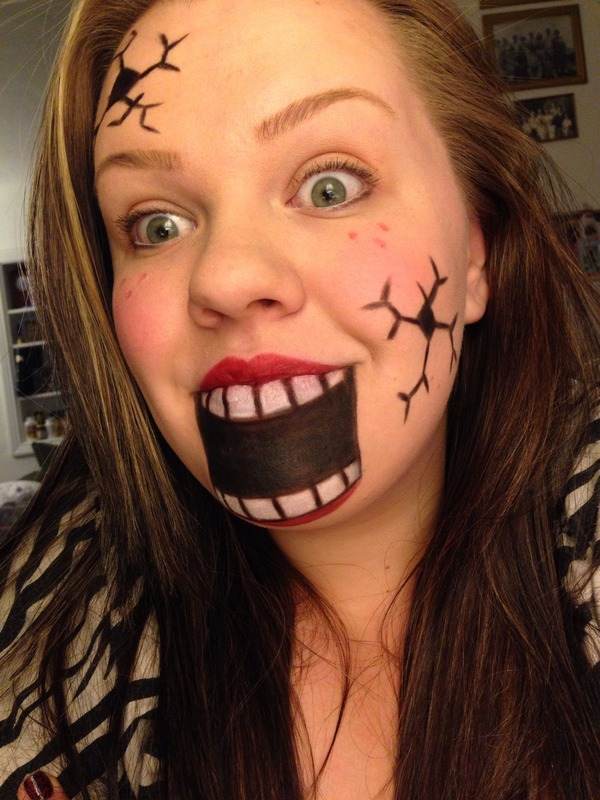 halloween makeup julie rs photo beautylish