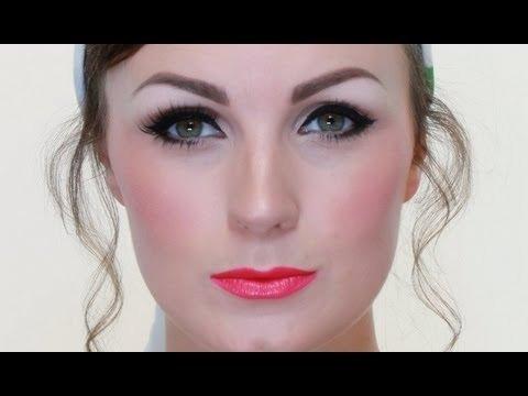Demi Lovato X Factor Make up Tutorial | pixiwoo Video | Beautylish