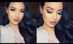 Neutral Glam | My Current Go To Look ♡ Amanda Ensing