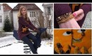 Amazing Winter Outfits 2013! Warm, Cozy, Cute, Party Dress Up Tutorial! In Beautiful Bergen, Norway