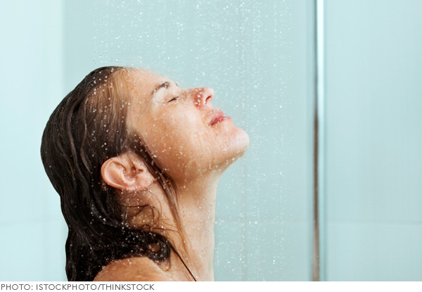 Is Your Shower Giving You Bad Skin?