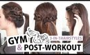 Gym to Post-Workout Hairstyles - All Things Hair | Cerinebabyyish