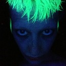 Glow In The Dark Hair :)