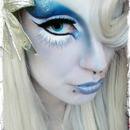 Winter-Themed make-up