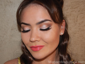 versatile look for prom, graduation or simply going out n the town. All info on my blog: http://www.maryammaquillage.com/2012/05/if-i-were-prom-queen-in-2012.html