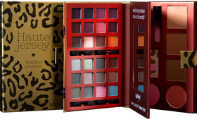 NYX Cosmetics Haute Jersey Leopard Couture Palette