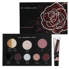 By Lauren Luke My Vintage Glams and My Glossy Lips Complete Makeup Palette for Eyes, Cheeks and Lips
