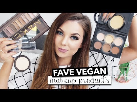 Vegan drugstore makeup