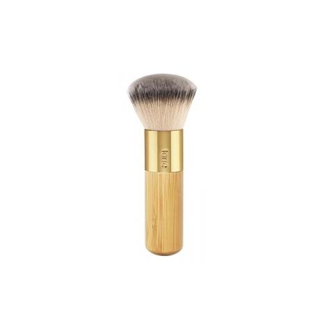 Airbrush finish bamboo foundation brush