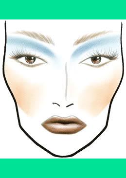 All MAC Face Charts  MACFaceChartscom