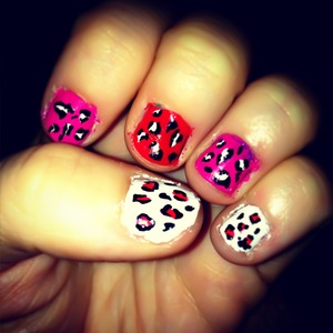 I'm obsessed. Pretty simple to do<3