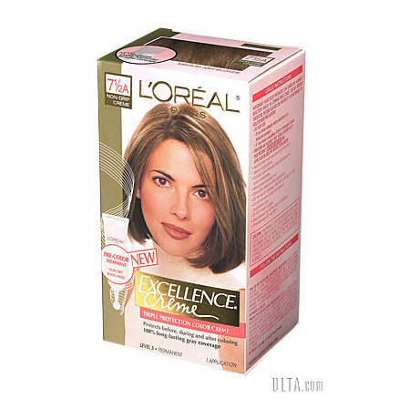 L39Oral Permanent Hair Color Medium Ash Blonde  Beautylish