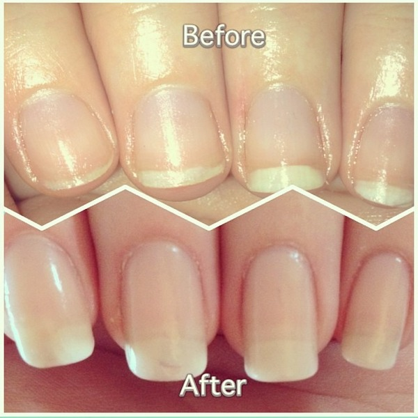 How Long To Let Nail Polish Dry Before Top Coat: Before And After Nail Growth!