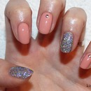 Party Glitter Nails