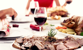 Holiday Feasting Survival Guide