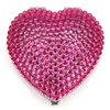 Sigma Makeup Heart Shaped Mirror - Pink Fre